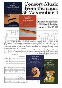 New Publication for Recorders, Viols and Other Instruments