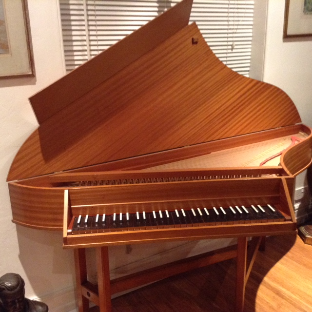 Morley Spinet for Sale