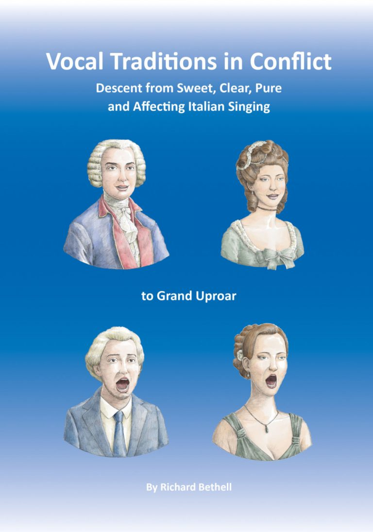 New Publication – Vocal Traditions in Conflict