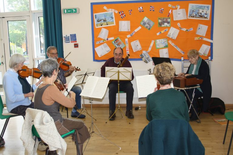 Baroque Playing Day 2019