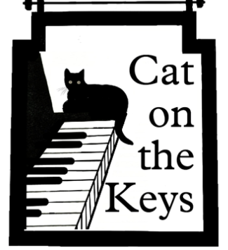 Cat on the Keys Music