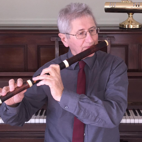 Peter Harrison on Historic Flute